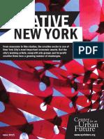 Creative New York Part1