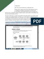 Using Weblogic Cluster_Notes