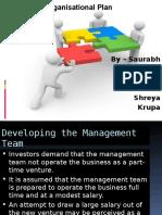 Organisational plan presentation.ppt