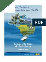 Documento Base de Referência - PNRH 2005