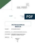 Informe Petroquimica Basica
