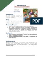 WebQuest 6 - Contratos de Software
