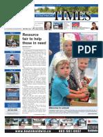 September 9, 2016 Strathmore Times