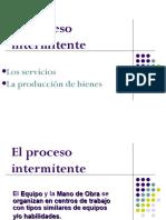 Proceso Discontinuo Quimica 2011