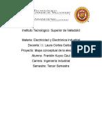 ELECTRÓNICA MAPA