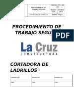 Pts-09-Pr Cortadora de Ladrillos