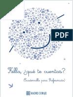 Killa Que Te Cuentas-Cuardernillo Para Profesorado-Priamria
