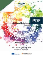 Active Rainbow 2016 Infoletter