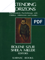 Rolene Szur, Sheila Miller-Extending Horizons_ Psychoanalytic Psychotherapy With Children, Adolescents and Families -Karnac Books (1991)
