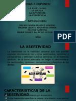 Diapositivas de Etica Sena