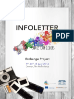 Infoletter_Share Your Colors Project 2016