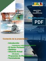 Desenvolvimento Portuario