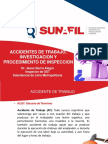 """Presentación del Seminario """"SUNAFIL"""