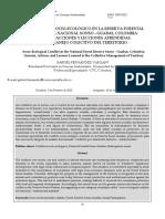 2. Fernández-Vargas (2015) El Conflicto Socio-ecológico en La Reserva Forestal