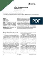 Geodivers e Anal Da Paisagem- Abord Teórico-Metodol