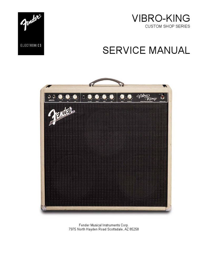 Fender Vibro King Wiring Diagram Electrical Diagrams Road Manual Amplifier Resistor Images Of Jazz Amps
