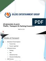 Traffic Transport Parking Essentials