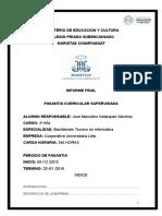 Informe de Pasantia Marcelino Velázquez