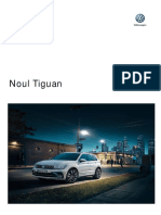 Noul Tiguan Iunie 2016