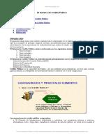 Sistema Credito Publico
