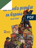 La Novela Popular Catalogo