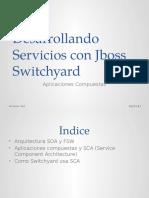 01-Desarrollando Servicios Con Jboss Switchyard - Intro