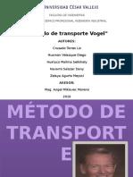 MÉTODO VOGELmod