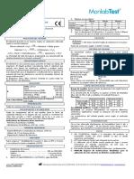 IFU Colesterol Monlabtest