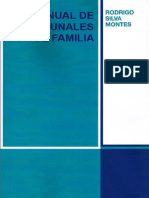 Silva - Manual de Tribunales de Familia