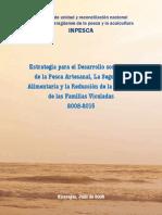 Estrategia Para El Desarrollo Sostenible de La Pesca Artesanal