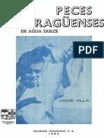 Peces de Nicaragua - 01