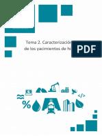 Temario_M2T2_Caracterización y Geología de Los Yacimientos de Hidrocarburos