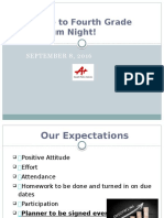 2016 curriculum night power point