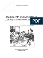 Monuments and Landscapes