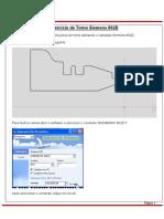 Exercicio de Torno Siemens 802D_ ISO