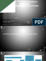 Comandos de Altas y Bajas de Un DBMS