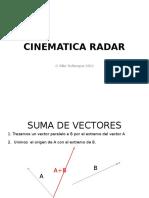 Cinematica Radar