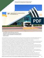 04/09/16 Supervisa COFETUR Avances de Obras en Aeropuerto de Hermosillo - El Reportero de la Comunidad