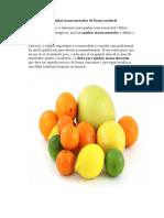 Alimentos Para Ganhar Massa Muscular de Forma Saudável