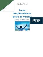 01 - Nocoes Basicas Bolsa de Valores