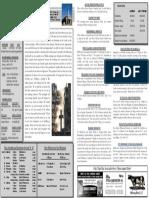 9/11/16 Bulletin