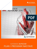 AutoCAD Plan