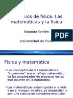 Lectura_Nº1.0 Las Matemáticas y La Física