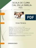 ESCALA DE CLIMA SOCIAL EN LA FAMILIA-FES.pptx