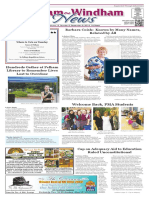 Pelham~Windham News 9-9-2016