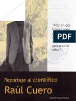 Entrevista a Raúl Cuero Revista U. de A.