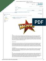 Aprende Os Significados de DVDrip, Ts, DVDscr, Cam, R5, Etc…