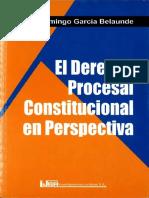 El Derecho Procesal Constitucional en Perspectiva