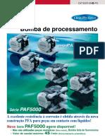 Bomba Processo PAF5000