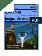 ZX Spectrum - Proyecto Libros De Programación Antiguos - Técnica Y Práctica De Los Juegos De Aventuras.pdf
